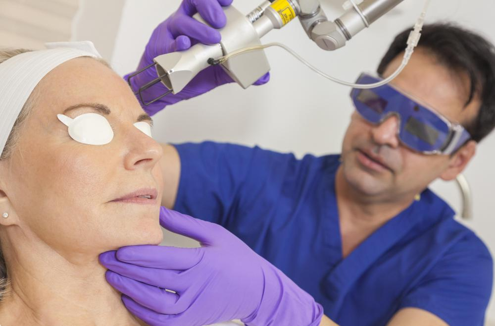 Lasers are now used in a number of cosmetic procedures, from facials to non-surgical liposuction.