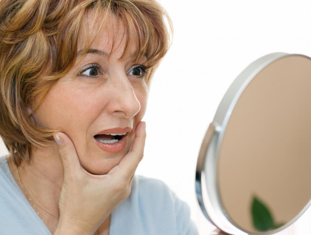 Shrinking fats cells contribute to aging skin's wrinkly appearance.