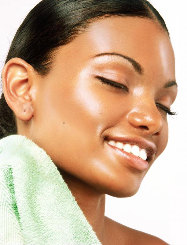 Skin care products should be classified by skin type, whether it's oily, dry, or a combination of the two.