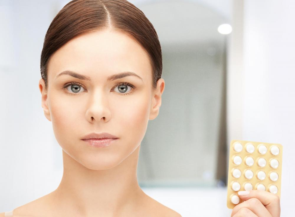 Collagen supplements are commonly used to get rid of wrinkles on the face.