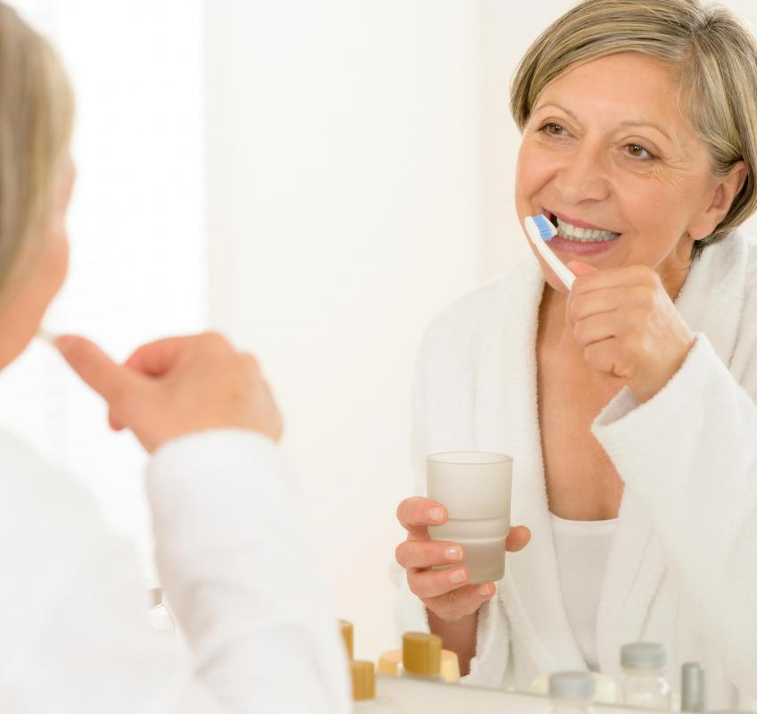 Most types of mouthwash help prevent tooth decay and gum infections.