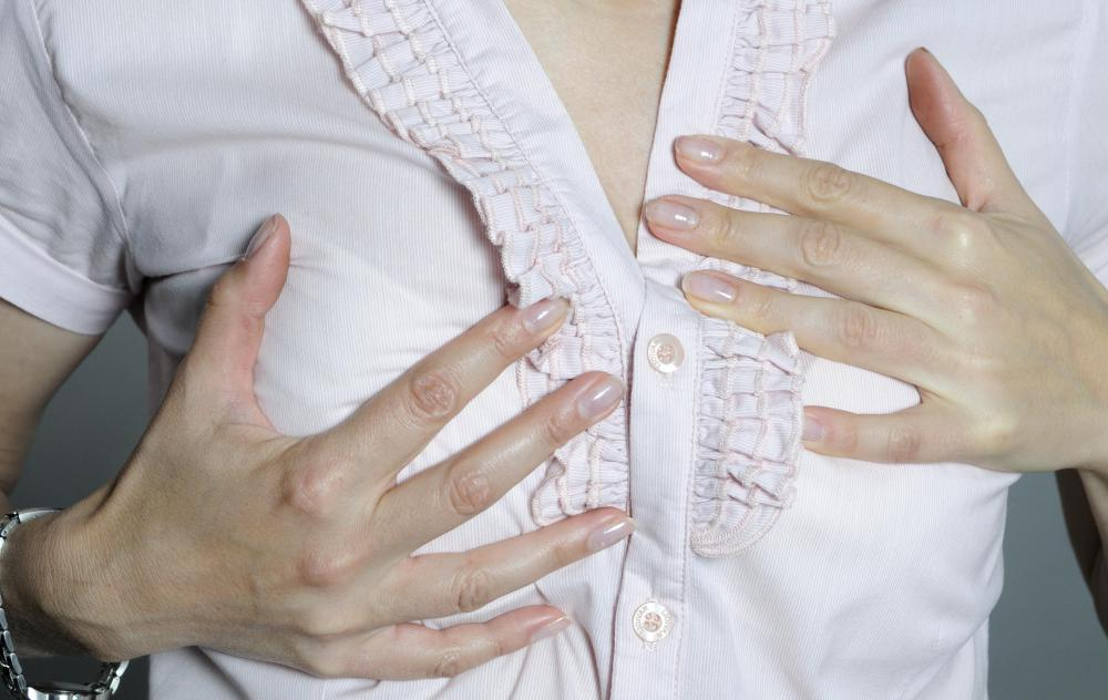 Breast pain is a possible side effect of taking ginseng for hair.